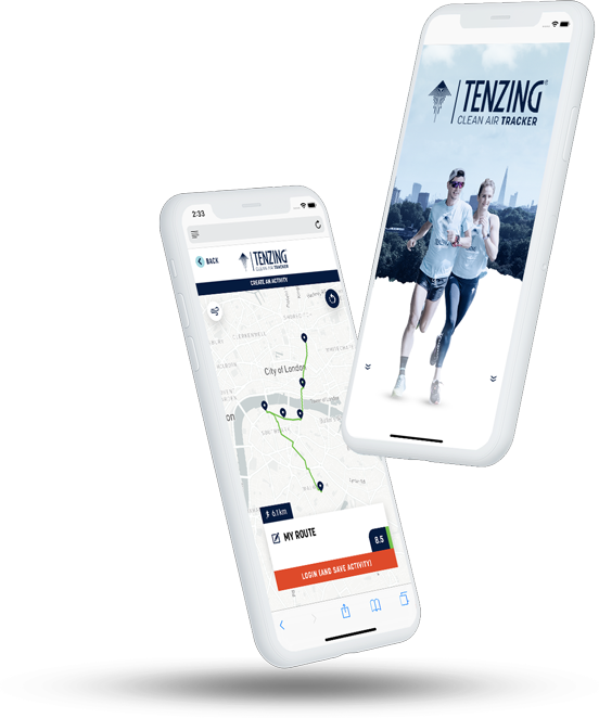 Tenzing Trailblazers Mobile App